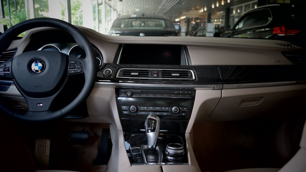 Bmw 730d 2014 7 Series Interior Exterior Review