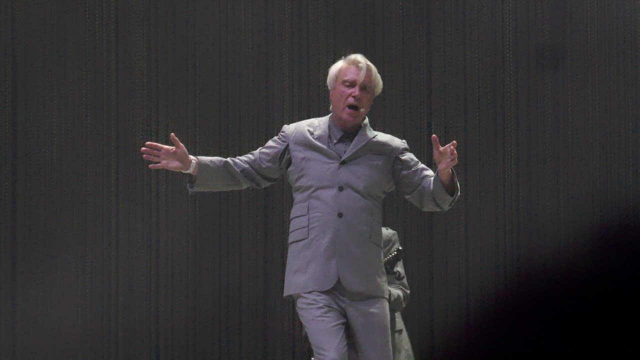 David Byrne - Once in a Lifetime (Live ...