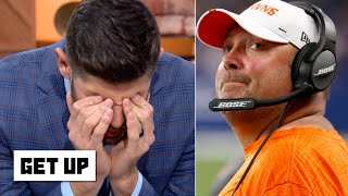 Freddie Kitchens' coaching is stressing out Dan Orlovsky   Get Up