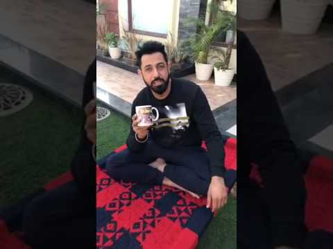 Gippy Grewal Ne Sharry Mann Di Sahmne...