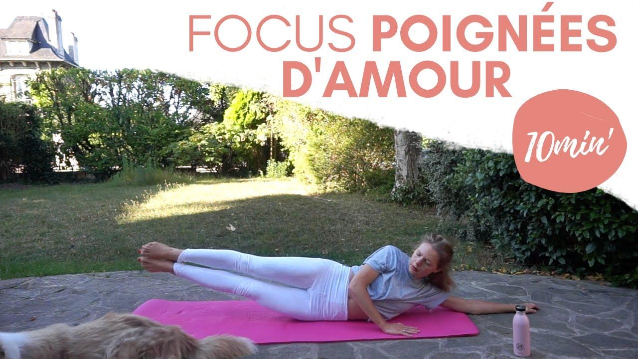 Séance de Yofit focus poignées d'amour - 10 minutes !