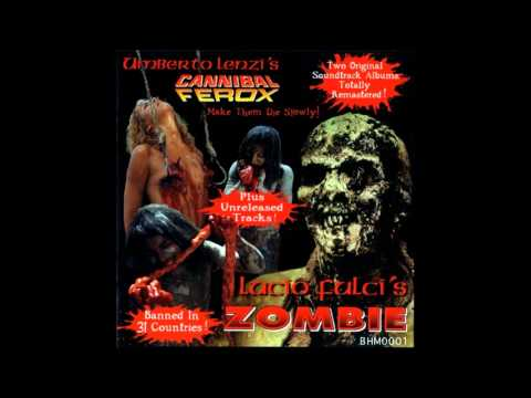 Lucio Fulci's ZOMBIE aka ZOMBIE FLESH EATERS, ZOMBI 2 1979
