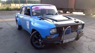 FastTest - Дрифт-Чарлик Москвич 2140