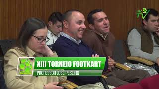 Apresentação e Sorteio Torneio Prof. José Peseiro 2019