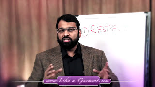 *FULL* What WOMEN need to KNOW about MEN - Yasir Qadhi - Like A Garment!!!