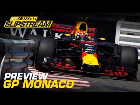 Red Bull de grote favoriet in Monaco! | SLIPSTREAM - RTL GP