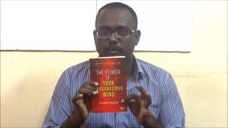 Book review - Power of the Subconscious Mind in Tamil