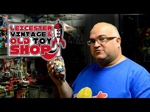 Leicester Vintage Toy Shop Tour #4