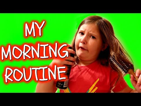MY MORNING ROUTINE! ...Gone Wrong ~ Sedona's Routines