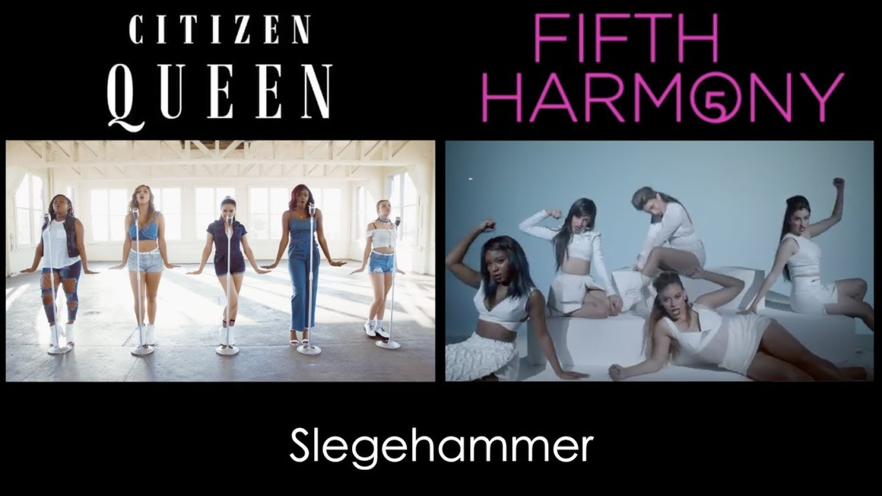 Download Evolution of Girl Groups (Citizen Queen) Side By Side