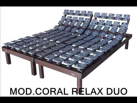 camas articuladas electricas madera youtube
