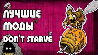 ЛУЧШИЕ МОДЫ DONT STARVE! - Пчелиная матка в одиночной игре!