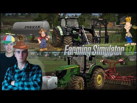 W Pogoni Za Kasą #33 Karmienie Owieczek I Talerzowanie. Farming Simulator 2017