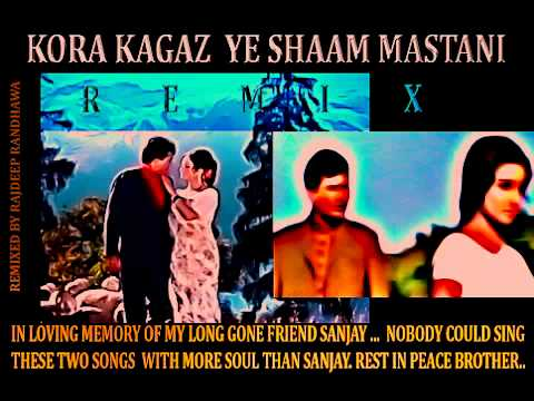 Kora Kagaz Tha By Kishore Kumar-Download Mp3 Song