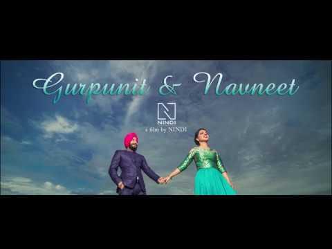 Gurpunit & Navneet   Pre Wedding   Nindi Photography