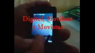 Jincen W400s DUAL SIM MP3 MP4 FM #76