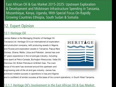 East African Oil & Gas Market 2015-2025