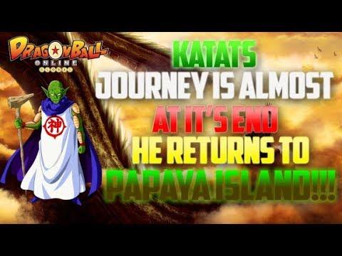 Dragon Ball Online Global Katats Battles in Papaya Island+ NEW UPDATES!!!