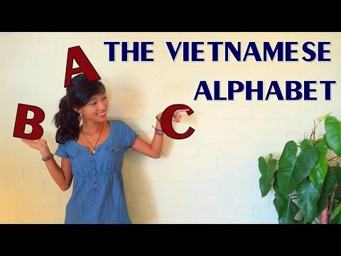 Learn Vietnamese With TVO | The Alphabet