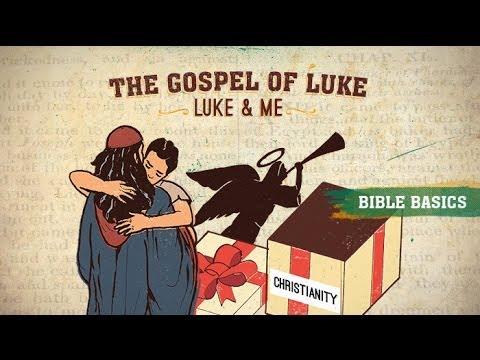 The gospel of Luke: Luke and me