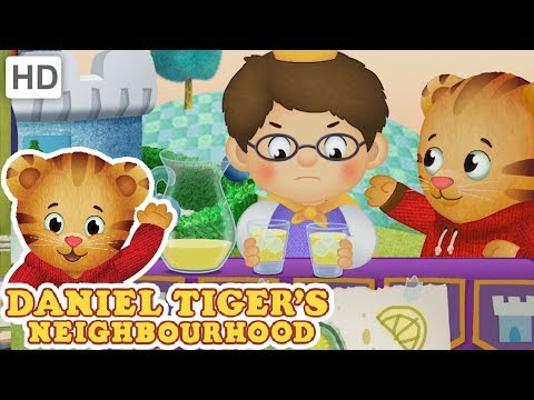 Daniel Tiger - How to Deal with the Emotions You Feel