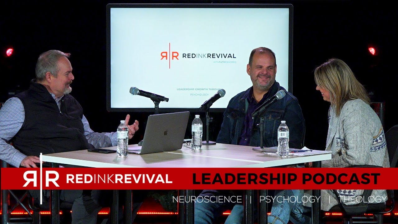 08. THE THERAPISTS - Rick and Christine Presley - What is Emotional Regulation