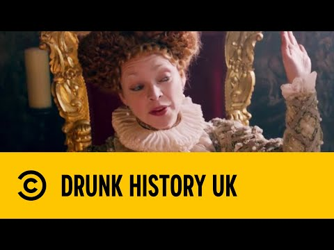 Queen Elizabeth and Robert Dudley | Drunk History