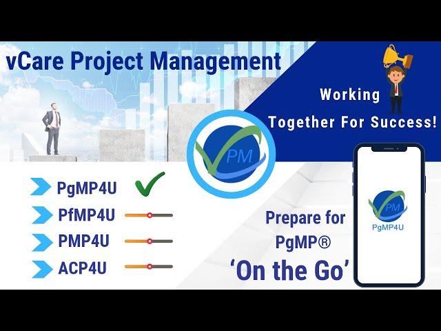 vCare Project Management | PgMP | Training | PgMP4U | Dharam Singh
