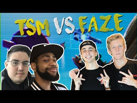 $20,000 FORTNITE TOURNAMENT FINALS!!! FaZe vs. TSM Daequan &