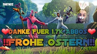 Happy Easter Fortnite izz daa Always good mood stream :) (GIVEAWAY) 2000 SUBSCRIBER GOAL