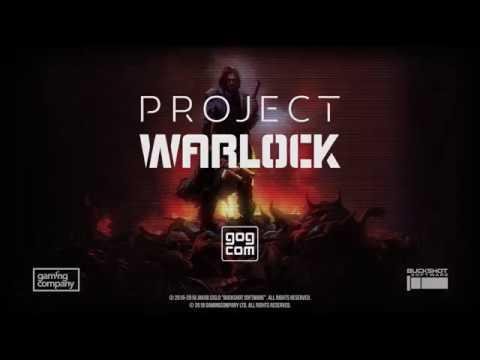 В Steam выйдет олдскульный шутер в стиле Doom 2 и Duke Nukem 3D — Project Warlock