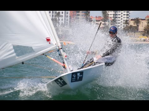 2015 Sailing World Cup Melbourne