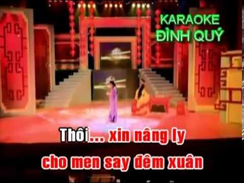 karaoke trich doan Thien Kieu Cong Chua -  ca voi 545