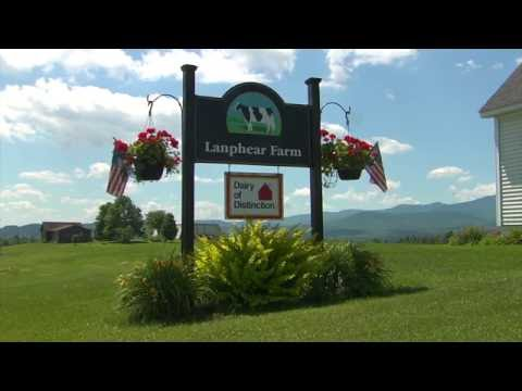 2016 Vermont Dairy Farm of the Year (Lanphear Farm)