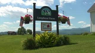 2016 Vermont Dairy Farm of the Year (Lanphear Farm)