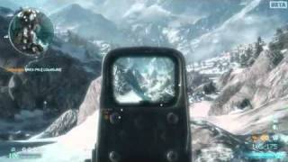 Medal of Honor PC Beta sniper gameplay