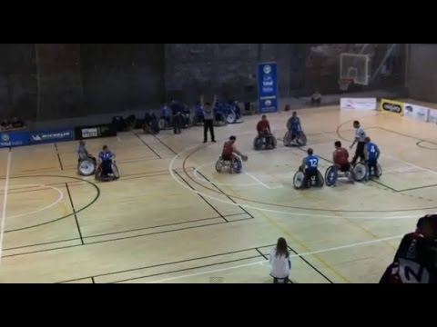 Partido completo Liga BSR: Caja Vital Zuzenak 45 - 42 Servigest Burgos