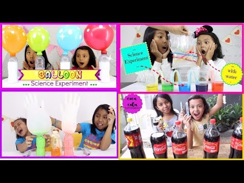 BEST EASY EXPERIMENT FOR KIDS TO DO AT HOME ♥ BEST COMPILATION