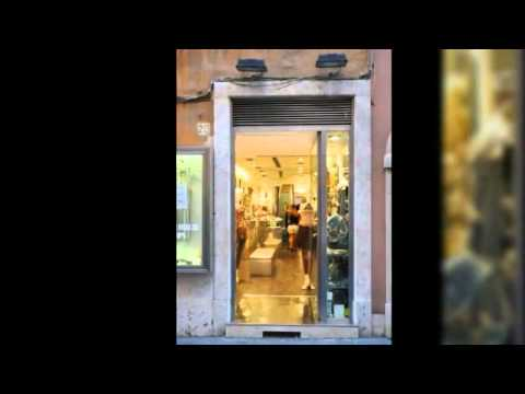 Rome Window Shopping