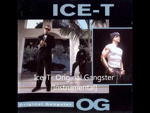 IceT  OG Original Gangster Instrumental