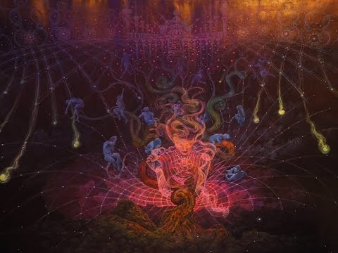 Documentary Mythic Party II- La Astronave - Collective Visionary Art