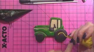 Tractor Cookie Video 720x404