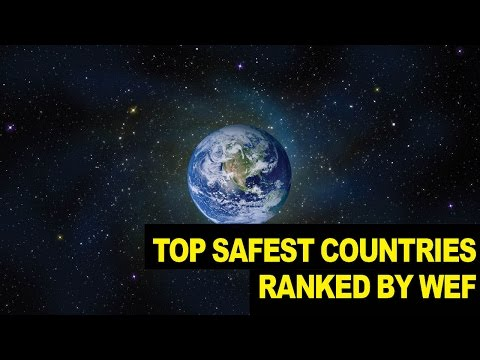 Finland Rated SAFEST Country in the World, U.S. 84th