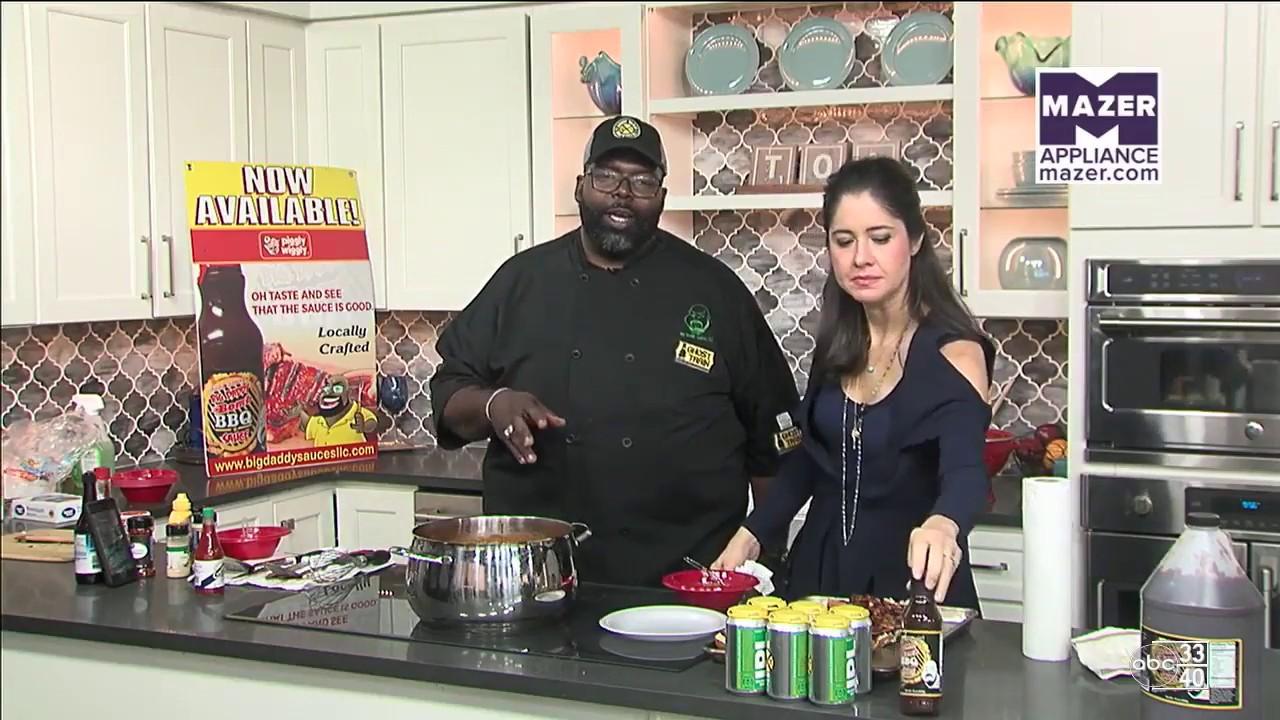 Big Daddy Bomb BBQ Sauce Smokehouse Chili Part 3