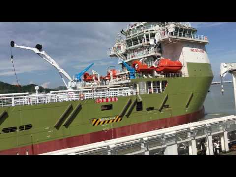 Portplus Limited - Martha's Pride 86m Platform Support Vesse