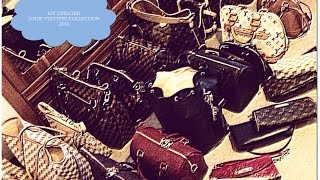 My updated Louis Vuitton Handbag Collection 2014
