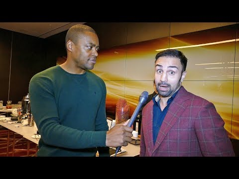 PAULIE MALIGNAGGI to Boxers: If You're NOT DOPING, You CAN'T WIN!