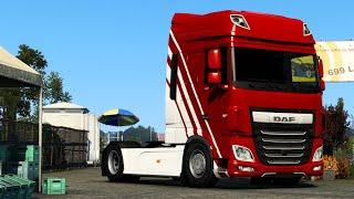 [ETS2 v1.42] Daf Euro 6 Low Chassis