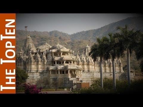 The Top Ten Amazing Jain Temples Of India