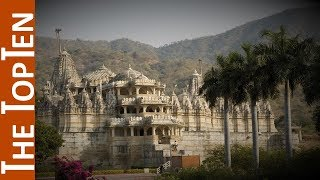 The Top Ten Amazing Jain Temples Of India